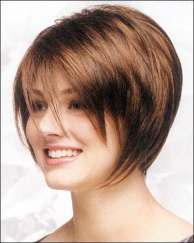 بالصور احدث قصات الشعر القصير , تمتعي بقصه شعر قصير تظهر جمالك 2443 5