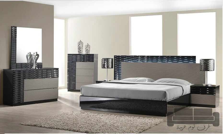 صورة صور غرف نوم مودرن , كتالوج به تصميمات لغرف النوم المودرن روعه 2463 3