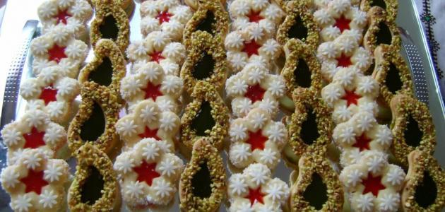 بالصور حلويات مغربية , حلويات من المطبخ المغربي طعمها شهي جدا 2503 1