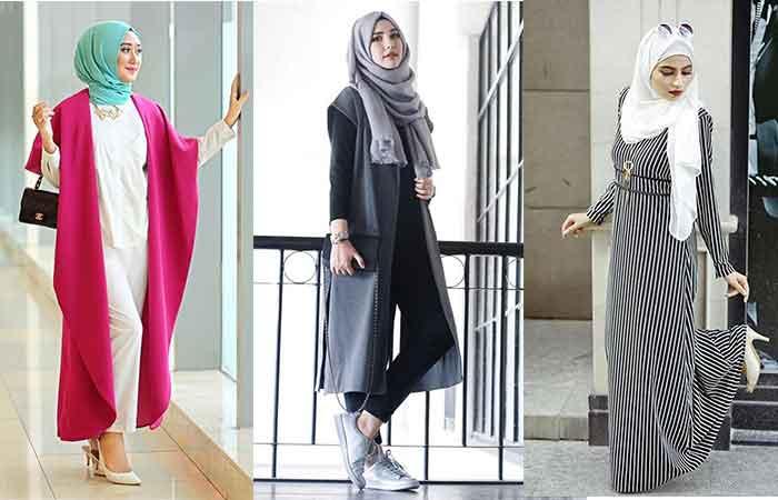 بالصور تنسيق الملابس للمحجبات , افكار متنوعه لتنسيق ملابس المحجبات 2526 2
