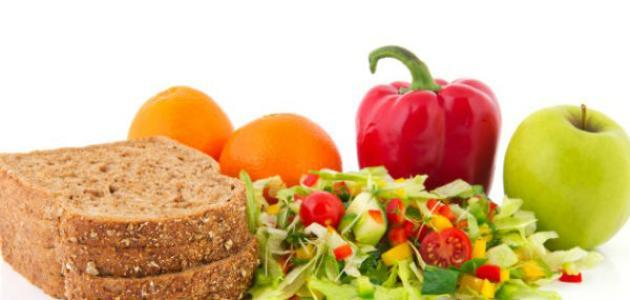 صورة نظام غذائي لانقاص الوزن , طريقه صحيه وبسيطه لنظام غذائي لانقاص الوزن