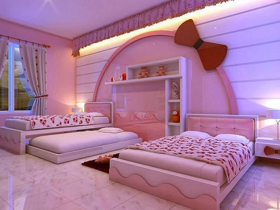 صوره غرف نوم بنات , افكار لغرف نوم البنوتات