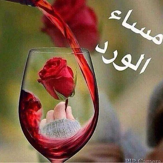 بالصور مساء الورد والياسمين , مسي علي الحبايب بالورد والياسمين 2584 1