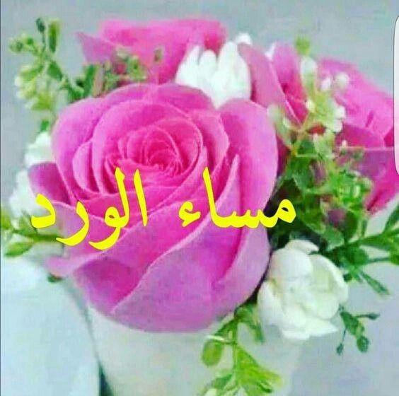 بالصور مساء الورد والياسمين , مسي علي الحبايب بالورد والياسمين 2584 7