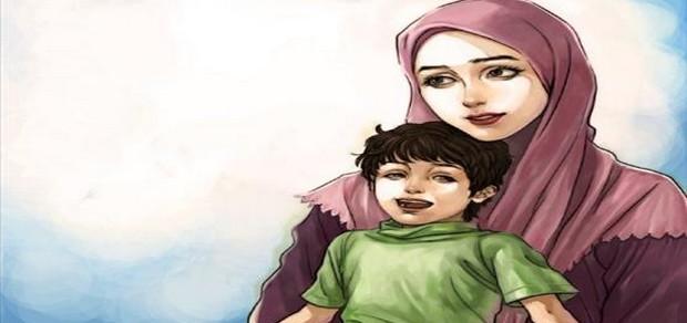 صورة تعبير عن الام , افضل الكلمات المعبرة عن الام