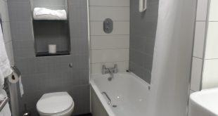 ديكورات حمامات صغيرة جدا وبسيطة , تصاميم ديكورات متميزة للحمامات الضيقه