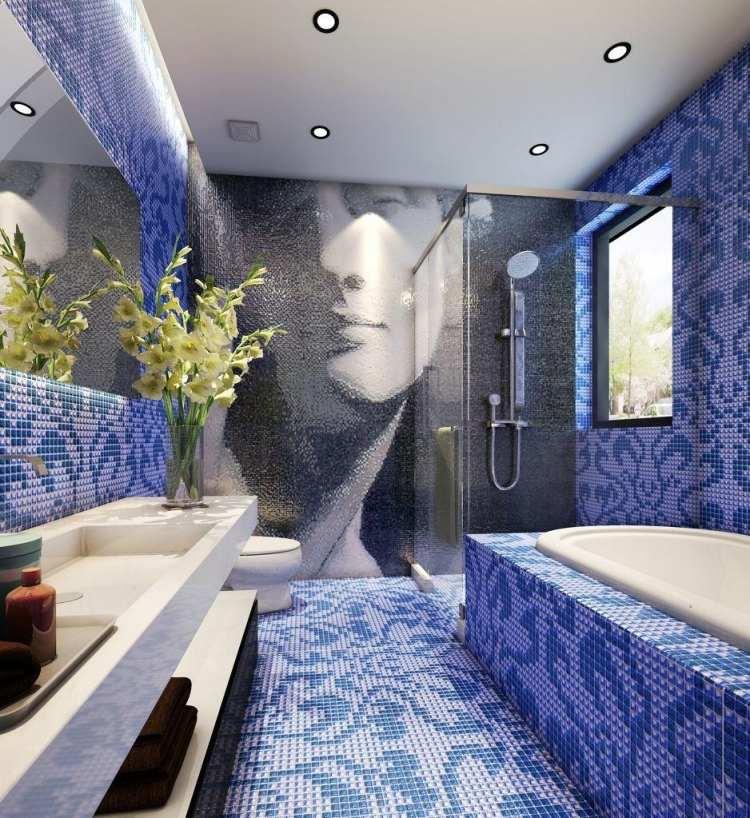 بالصور سيراميك حمامات 2019 , احدث تصميمات لسيراميك الحمامات 2618 1