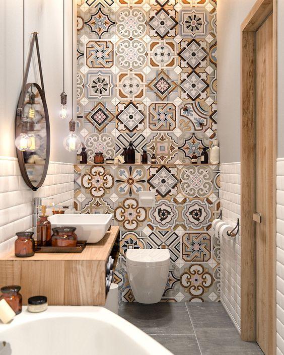 بالصور سيراميك حمامات 2019 , احدث تصميمات لسيراميك الحمامات 2618 3