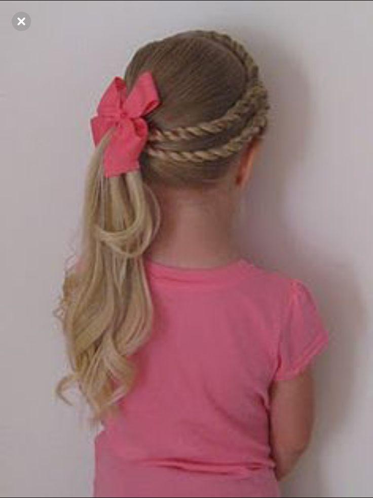 بالصور صور تسريحات اطفال , بالصور مجموعه من تسريحات الجميله لابنتك 2635 8