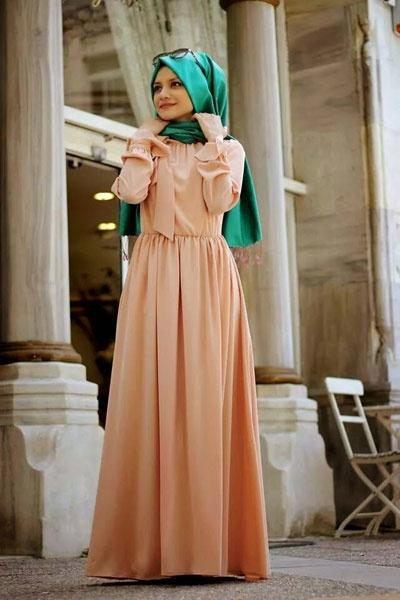بالصور موديلات حجابات , احدث الموديلات العصريه التي تناسب المحجبات 2646 4