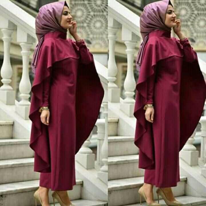 بالصور موديلات حجابات , احدث الموديلات العصريه التي تناسب المحجبات 2646 6