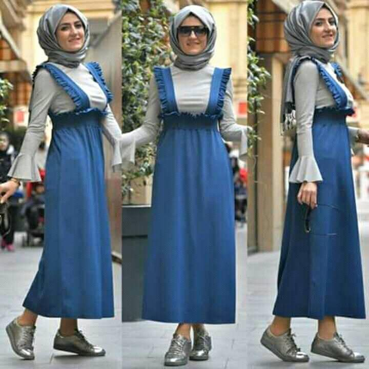 بالصور موديلات حجابات , احدث الموديلات العصريه التي تناسب المحجبات 2646 9
