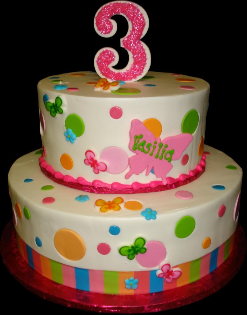 بالصور تورتات اطفال بنات , احلي تورتات لعيد ميلاد بنات 2649 6