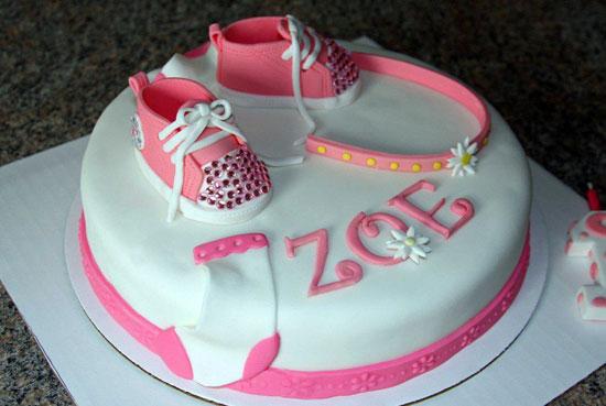 بالصور تورتات اطفال بنات , احلي تورتات لعيد ميلاد بنات 2649 7