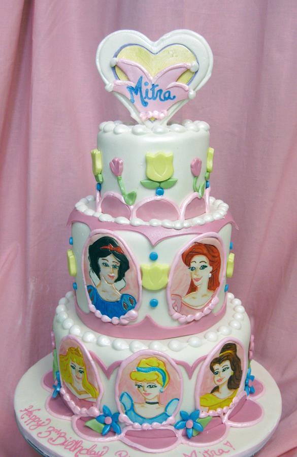 بالصور تورتات اطفال بنات , احلي تورتات لعيد ميلاد بنات 2649 8