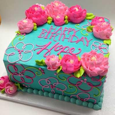بالصور تورتات اطفال بنات , احلي تورتات لعيد ميلاد بنات 2649 9