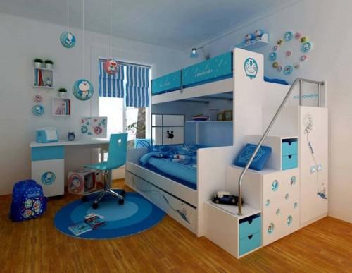 بالصور غرف نوم اولاد , اجمل غرف النوم للصبيان تجنن 2660 4