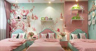 غرف نوم اطفال , اشكال مختلفه لغرف نوم مودرن للاطفال