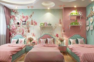 صورة غرف نوم اطفال , اشكال مختلفه لغرف نوم مودرن للاطفال