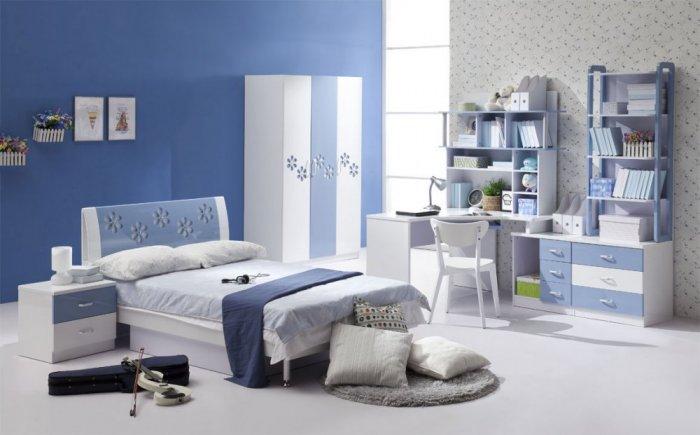 صورة غرف نوم اطفال , اشكال مختلفه لغرف نوم مودرن للاطفال 2683 9