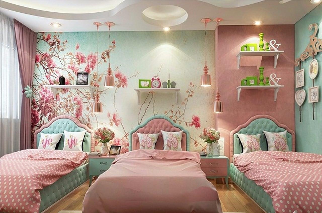 صورة غرف نوم اطفال , اشكال مختلفه لغرف نوم مودرن للاطفال 2683