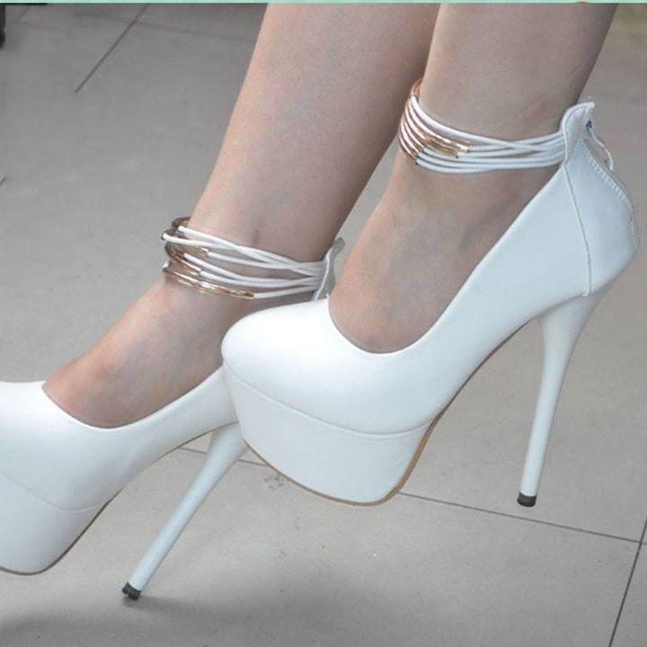 صورة احذية حريمى , احلي موديلات الاحذيه الحريمي العصريه
