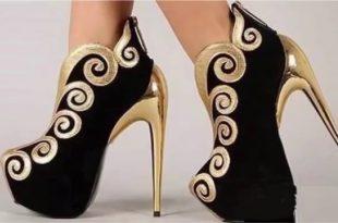 صور احذية حريمى , احلي موديلات الاحذيه الحريمي العصريه