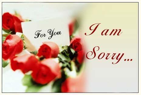 بالصور كلمات اعتذار واسف , اجمل الصور التي كتبي عليها عبارات اعتذارواسف 2787 5