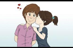 صورة كيف تجعل شخص يحبك بجنون , كيف تجعل الشخص يحبك جدا