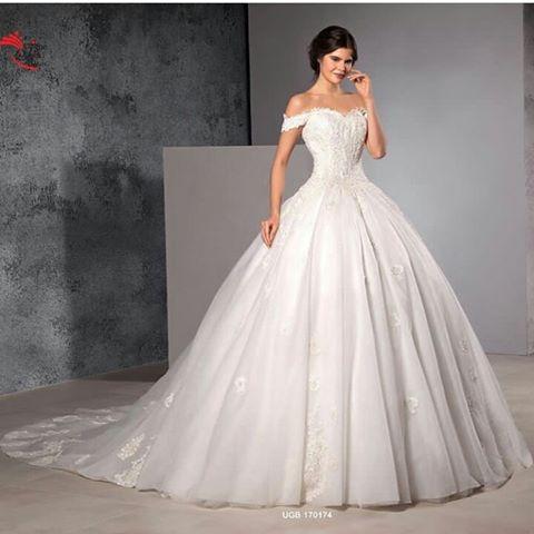 بالصور فساتين افراح , فساتين الزفاف الشيك 3302 4
