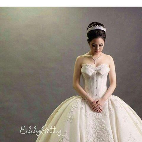 بالصور فساتين افراح , فساتين الزفاف الشيك 3302 5