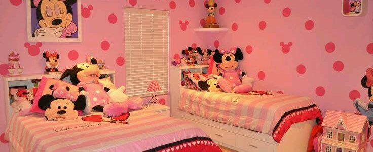 صورة ديكورات غرف اطفال , الاعتناء بديكور غرفة الطفل