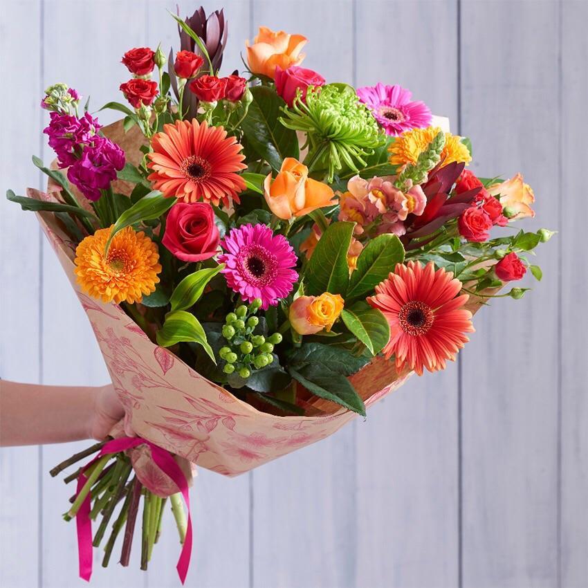 بالصور بوكيه ورد كبير , اجمل الورد بالصور 3467 2