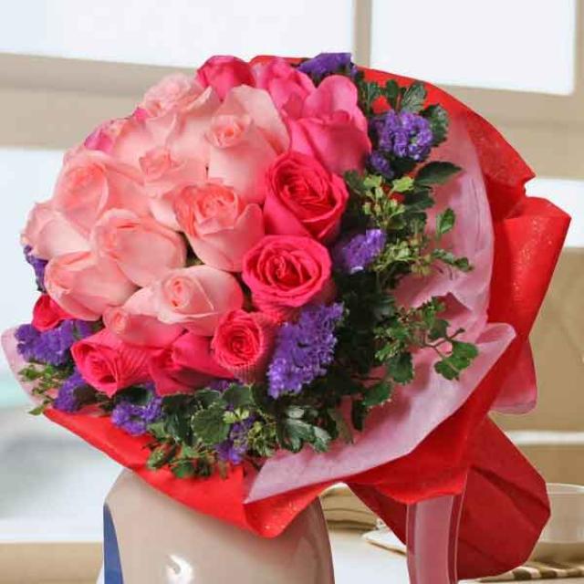 بالصور بوكيه ورد كبير , اجمل الورد بالصور 3467 4