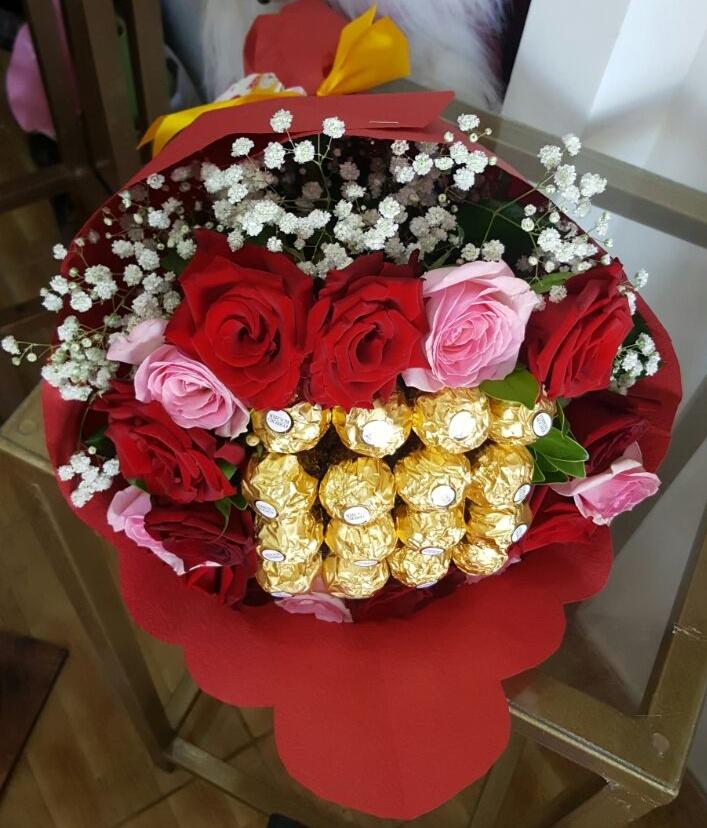 بالصور بوكيه ورد كبير , اجمل الورد بالصور 3467 5