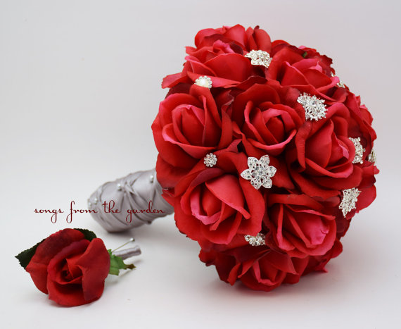 بالصور بوكيه ورد كبير , اجمل الورد بالصور 3467 7