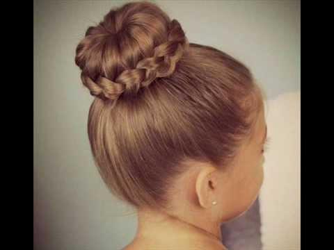 بالصور اجمل تسريحات الشعر , اشكال التسريحات للاطفال 3858 3