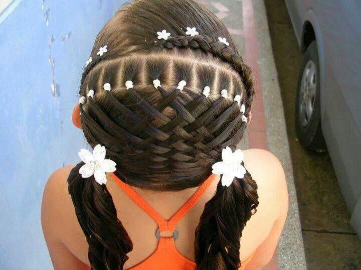 بالصور اجمل تسريحات الشعر , اشكال التسريحات للاطفال 3858