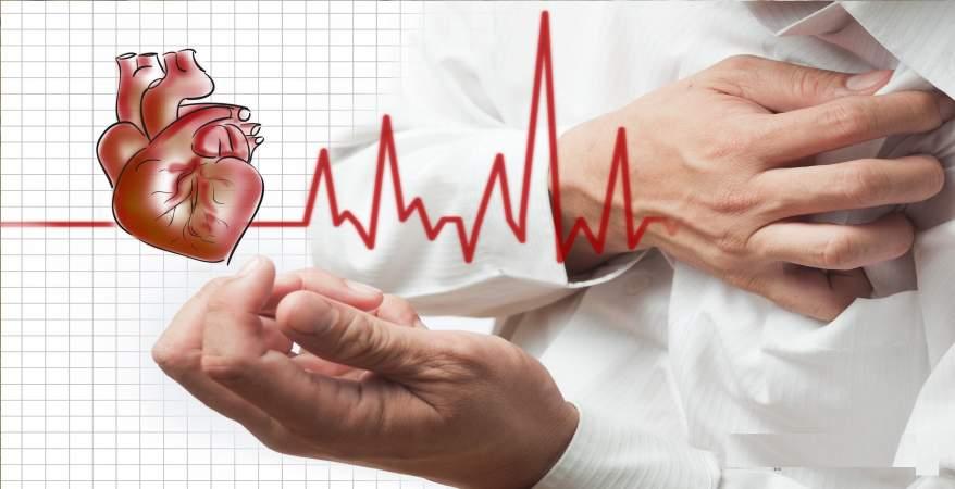 صوره اعراض مرض القلب , حركات بسيطه تكشف لك مرض القلب