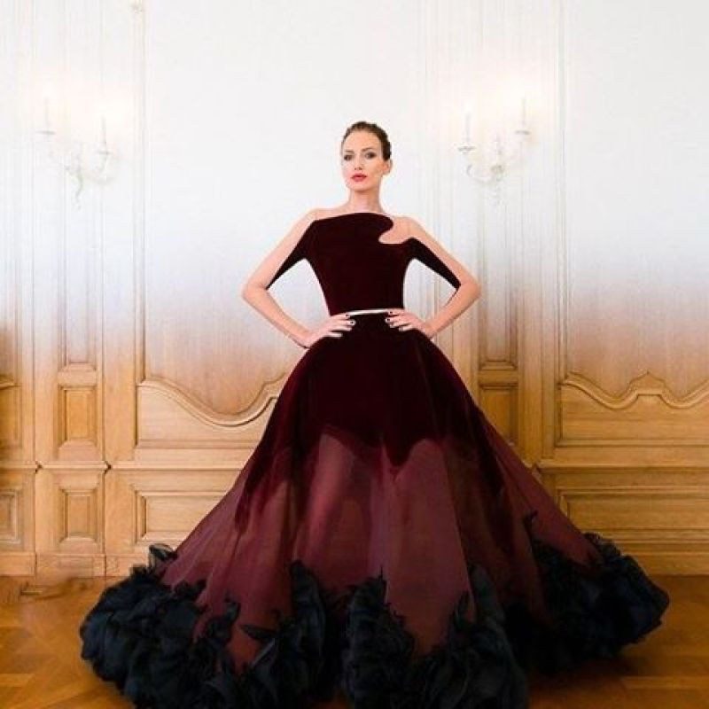 صور اجمل فستان في العالم , مجموعه جديدة من الفساتين الانيقه