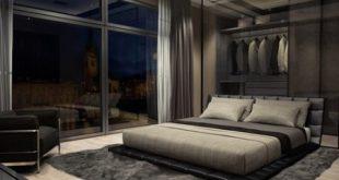 غرف نوم مودرن 2019 , اجمل غرف النوم الشيك جدا