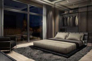 صورة غرف نوم مودرن 2019 , اجمل غرف النوم الشيك جدا