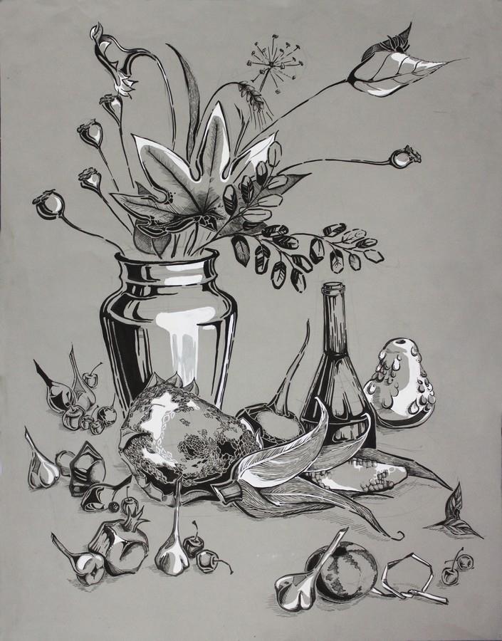 بالصور رسومات سهلة وجميلة , اجمل صور الرسومات السهلة والجميلة 1000 3