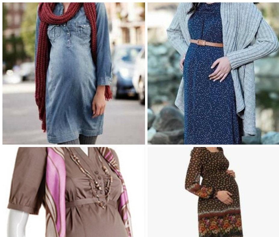بالصور ملابس للحوامل , انواع لبس الحوامل 1002 4