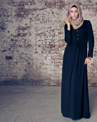 بالصور اخر صيحات الموضة للمحجبات , ملابس عصرية وجميلة للمحجبات 1014 2