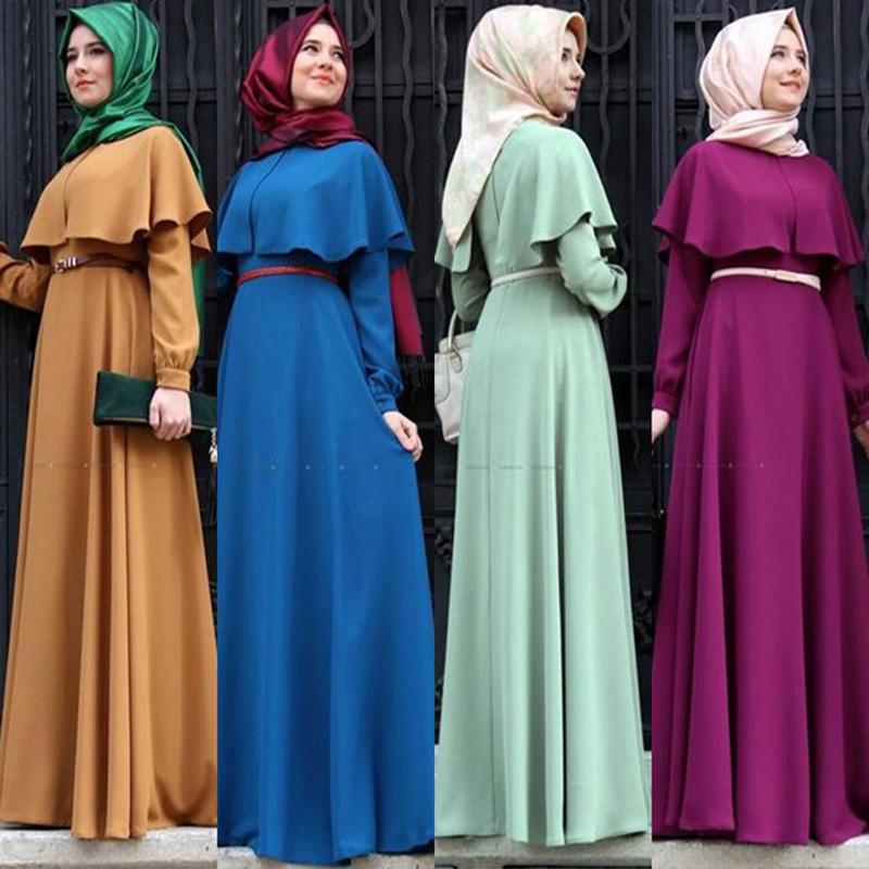 بالصور اخر صيحات الموضة للمحجبات , ملابس عصرية وجميلة للمحجبات 1014 4