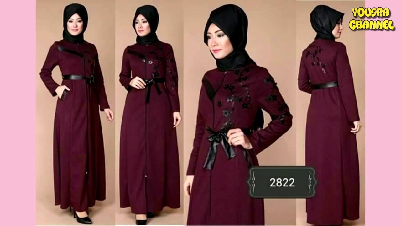 بالصور اخر صيحات الموضة للمحجبات , ملابس عصرية وجميلة للمحجبات 1014 5
