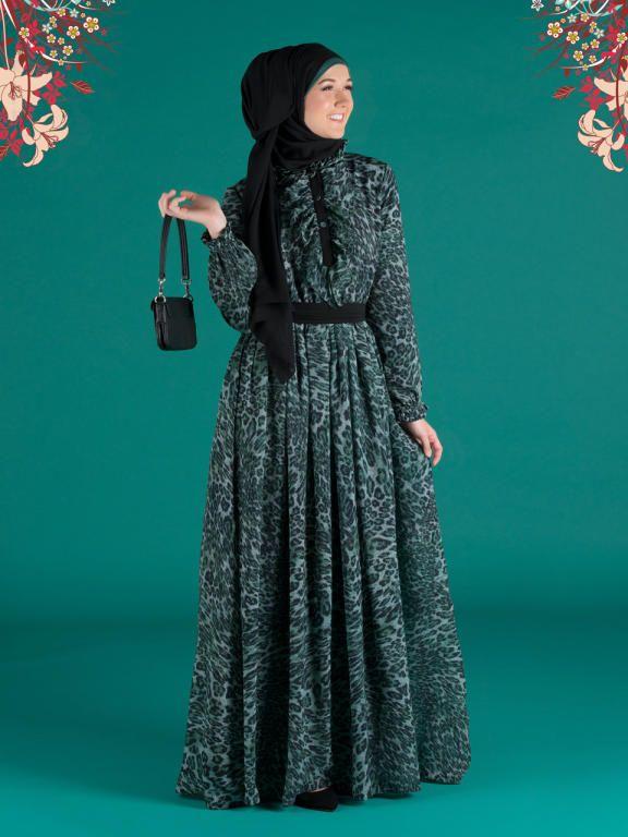 بالصور اخر صيحات الموضة للمحجبات , ملابس عصرية وجميلة للمحجبات 1014 6