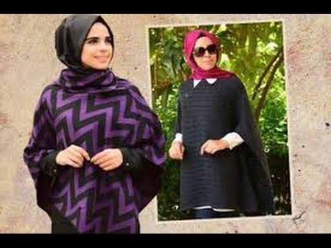 بالصور اخر صيحات الموضة للمحجبات , ملابس عصرية وجميلة للمحجبات 1014 7