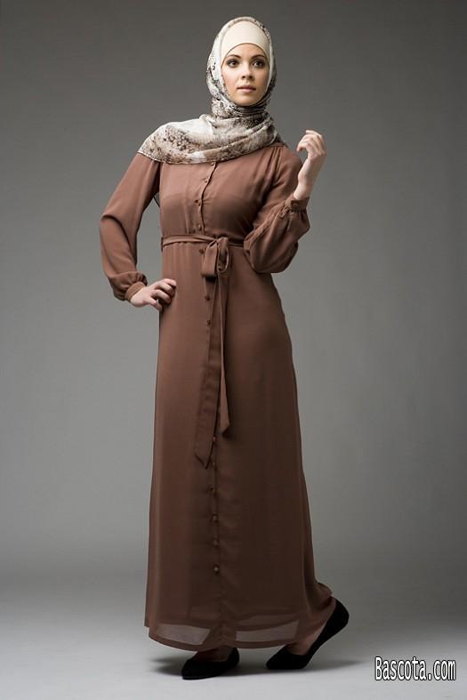 بالصور اخر صيحات الموضة للمحجبات , ملابس عصرية وجميلة للمحجبات 1014 9